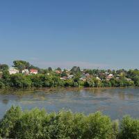 Пруд в Змеиногорске (июль 2012г.), Змеиногорск