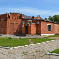 Лавка купца Воробьева (пер.Горный 3) (июнь 2013г.), Змеиногорск