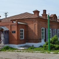 Лавка Сухова (ул.Семипалатинская 6) (июнь 2013г.), Змеиногорск