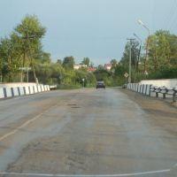 Мост в Змеиногорске., Змеиногорск