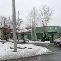 Старая аптека, Камень-на-Оби