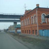 Особняк купца Хомутова, Камень-на-Оби