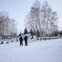 Зимний городок 2009-2010, NewYear Market, Ключи