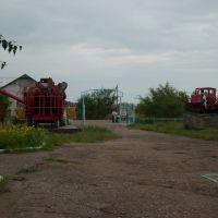 Училище, село Ключи, Ключи