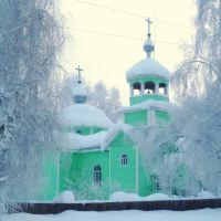 Село Красногорское.Храм., Красногорское