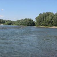 река Чарыш, Краснощеково