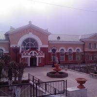 Ж/д вокзал Кулунда, Кулунда