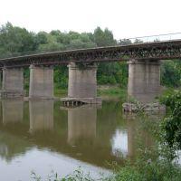 Мост через Чумыш, Кытманово
