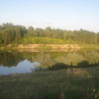 р. Чумыш, Кытманово