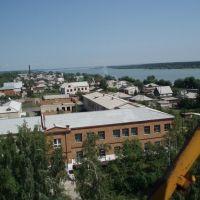 Вид на оз. Б. Островное, Мамонтово