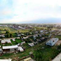 Новичиха с высоты 46 м., Новичиха