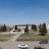 Новоалтайск, Центр города, Новоалтайск