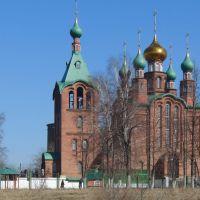 Свято-Георгиевская церковь, Новоалтайск