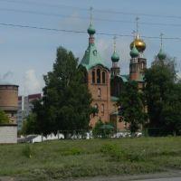 башни, Новоалтайск
