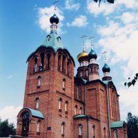 Святогеоргиевская церковь, Новоалтайск