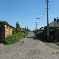 Ул. Заводская, Новоалтайск