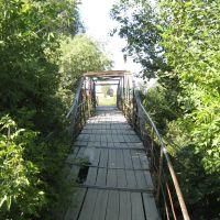 Мост через р. Чесноковку, Новоалтайск