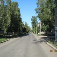 Ул. Барнаульская, Новоалтайск