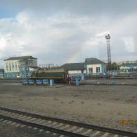 Железная дорога, Новоалтайск