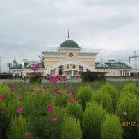 Ж/д вокзал, Новоалтайск