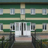 Гостеприимно приоткрытая дверь, Новоалтайск