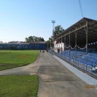 Заводской стадион, Новоалтайск
