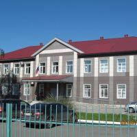 Бывшая школа №10, Новоалтайск