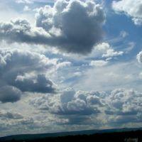 Что-то в небе не того Фото И.Скорлупина, Петропавловское