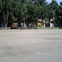 Площадь перед универмагом 2, Ребриха