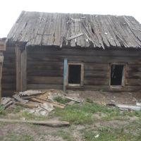 Заброшенный дом Тимофея Татаринцева, Ребриха