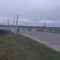Мост через Касмалу в Ребрихе., Ребриха