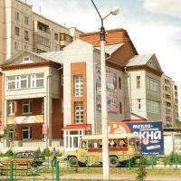 Здание на пр. Рубцовском, Рубцовск
