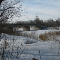 Змеиногорский мост через Алей, Рубцовск