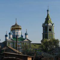 Михайло - Архангельская церковь, Рубцовск