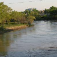 Aley river. spring 2 / Алей. Весна 2, Рубцовск