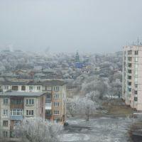 Весна. Утро., Рубцовск