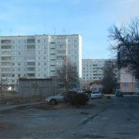 28,34,38,38a Yubileynaya st. 2010 November, Рубцовск
