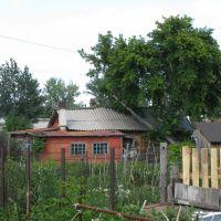 ул. Путевая 14, вид с пер. Перекопский, июль 2010, Рубцовск