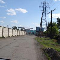 Вагонное депо ВЧД-15, Рубцовск