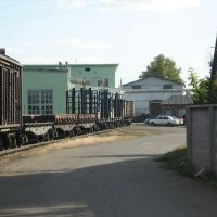 Вагонное депо, Рубцовск