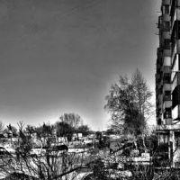 Улица Юбилейная, 38а. Рубцовск. (HDR), Рубцовск