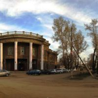 Рубцовский Драматический театр, МОК. Рубцовск., Рубцовск