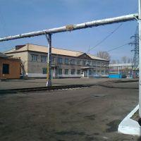 Вагонное депо (Контора), Рубцовск