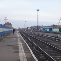 Станция Рубцовск, Нечётная горловина, Рубцовск