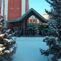 Музей г. Славгород (Трактор ХТЗ, грузовики ГАЗ и ЗИС), Славгород