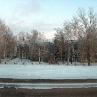 Дом культуры Славгородского завода радиоаппаратуры (бывший), Славгород