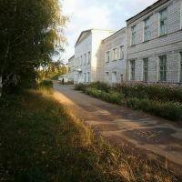 Славгродская средняя школа села Славгородского, Славгород