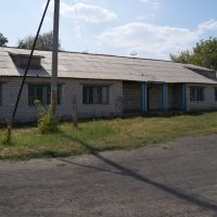 Бывший школьный интернат, Славгород