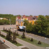 Center, Славгород