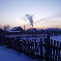 морозное утро, Славгород